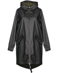Fred Perry - Overcoat - Lyst