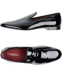 Canali - Loafers - Lyst