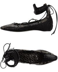 Daniele Michetti - Ballet Flats - Lyst