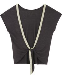 Armani Exchange - Wrap Cardigans - Lyst