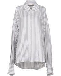 Limi Feu - Shirt - Lyst