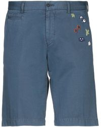 Altea - Bermuda Shorts - Lyst