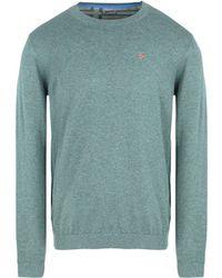 Napapijri - Crewneck Sweater - Lyst