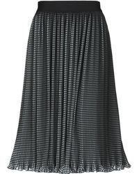 Alice + Olivia - 3/4 Length Skirt - Lyst