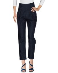 Peuterey - Denim Pants - Lyst
