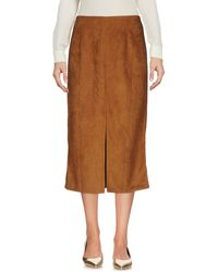 Glamorous - 3/4 Length Skirts - Lyst