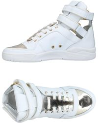 Chiara Ferragni - High-tops & Sneakers - Lyst