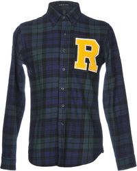 Replay - Shirt - Lyst