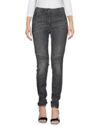 Belstaff - Denim Trousers - Lyst