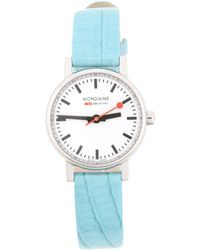Mondaine - Wrist Watch - Lyst