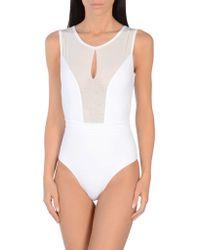 Khongboon Swimwear - One-piece Swimsuits - Lyst
