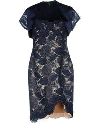 Bagatelle - Short Dress - Lyst
