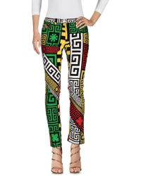 Versace - Denim Trousers - Lyst