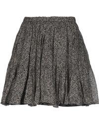 MASSCOB - Mini Skirt - Lyst