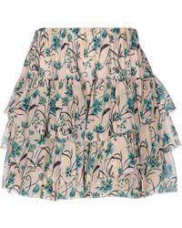 Jucca - Mini Skirt - Lyst