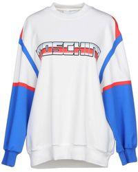 Moschino - Sweatshirt - Lyst