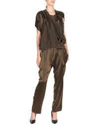 Vivienne Westwood Anglomania - Dungarees - Lyst