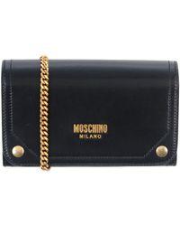 Moschino - Wallet - Lyst