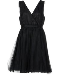 Maison Scotch - Short Dress - Lyst