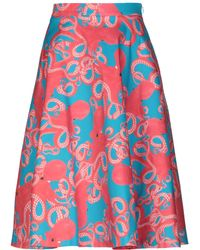 Ultrachic - Knee Length Skirt - Lyst