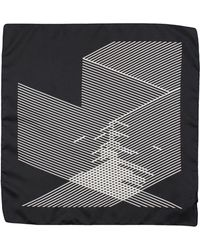 BOSS Black - Square Scarf - Lyst