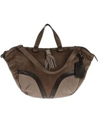 Janet & Janet - Large Leather Bag - Lyst