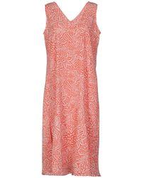 PURIFICACION GARCIA - Knee-length Dresses - Lyst