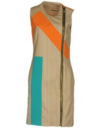 Balenciaga - Short Dress - Lyst