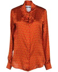 Moschino - Shirts - Lyst