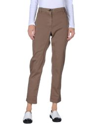 Brunello Cucinelli - Casual Pants - Lyst