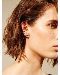 Maha Lozi   Dismissive Earrings   Lyst