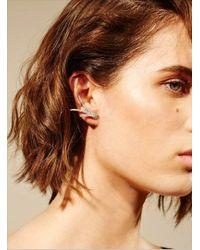 Maha Lozi - Dismissive Earrings - Lyst