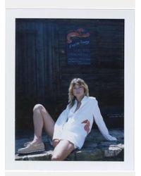 Bruta - Cotton Poplin Seabiscuit Shirt - Lyst