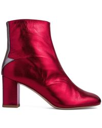 65db106f38bdc Camilla Elphick Silver Lining Ankle Boots