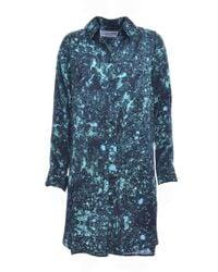 Florence Bridge - Isobel Silk Shirt Dress - Lyst
