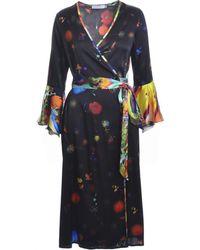 Klements - Netil Wrap Dress - Lyst