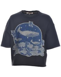 Simeon Farrar - Sweat Top With Dreamscape - Sold Out - Lyst