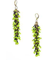 Longshaw Ward - Dangle Earrings - Lyst
