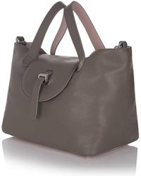 meli melo - Thela Classic Tote Bag In Elephant - Lyst