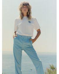 Bruta - White Maritime T-shirt - Lyst