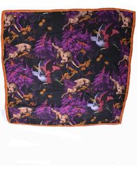 Klements - Giant Square Scarf - Lyst