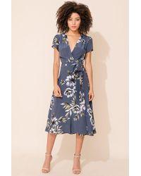 Yumi Kim - Spin Me Around Silk Dress - Lyst