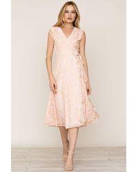 Yumi Kim | Prince Street Velvet Dress | Lyst