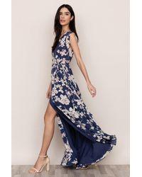 Yumi Kim - Swept Away Silk Maxi Dress - Lyst