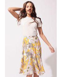 Yumi Kim - Cassidi Silk Skirt - Lyst