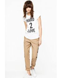 Zadig & Voltaire - Pomelo Pants - Lyst