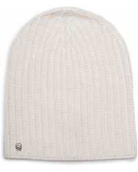 Zadig & Voltaire - Caid Deluxe Cashmere Hat - Lyst