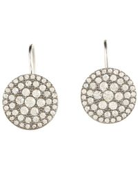 Fossil - Vintage Glitz Earrings - Lyst