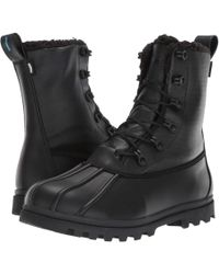 Native Shoes - Jimmy 3.0 Treklite (jiffy Black/jiffy Black) Cold Weather Boots - Lyst