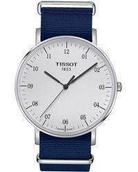 Tissot - Everytime Large Nato - T1096101703700 - Lyst